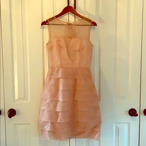 Marc by Marc Jacobs tiered organza party dress